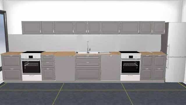 küche modell b